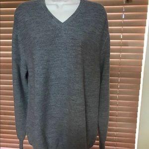 Peru Unlimited Mens Knitting Sweater. Brand new, no tag. Wool. SizeXL